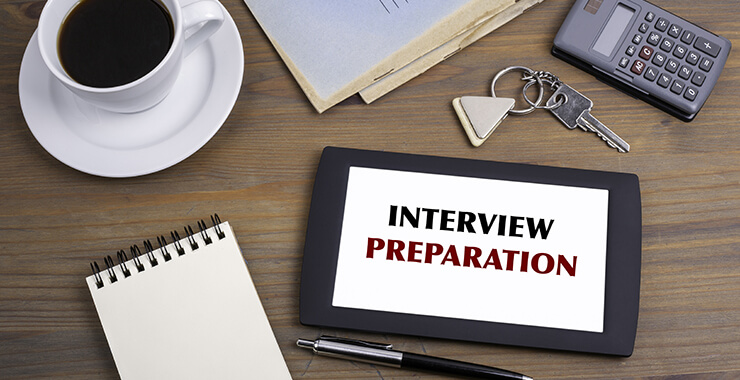 How to prepare for your interview...
