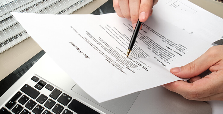 How to get your CV noticed by scientific employers